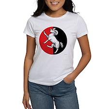 Gleann Abhann Populace Women's T-Shirt