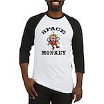 Space Monkey Baseball Jersey