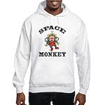 Space Monkey Hooded Sweatshirt