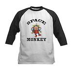 Space Monkey Kids Baseball Jersey