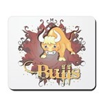 Bulls! Mascot Mousepad