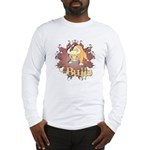 Bulls! Mascot Long Sleeve T-Shirt