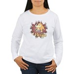 Bulls! Mascot Women's Long Sleeve T-Shirt