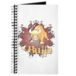 Bulls! Mascot Journal