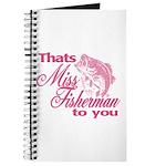 Miss Fisherman Journal