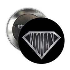 "SuperWoman(metal) 2.25"" Button (100 pack)"