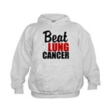 Beat Lung Cancer Hoody