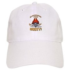 Surrender Your Booty! Baseball Cap
