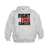Fight Lung Cancer Hoody