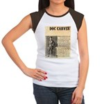 Doc Carver Women's Cap Sleeve T-Shirt