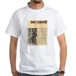 Doc Carver White T-Shirt