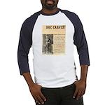 Doc Carver Baseball Jersey