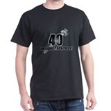 Screw 40! T-Shirt