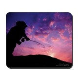 Fly Fishing Art Mousepad