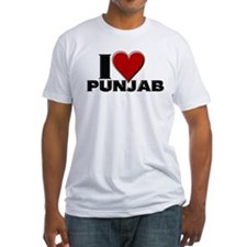 I Love Punjab Shirt