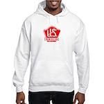 U.S. Radio Hooded Sweatshirt