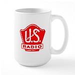 U.S. Radio Large Mug