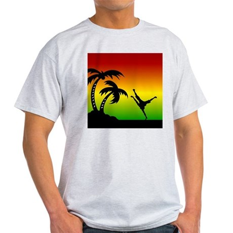 Reggae Island Dance Light T-Shirt