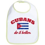 Cubans do it better! Bib