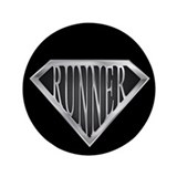 "SuperRunner(metal) 3.5"" Button (100 pack)"