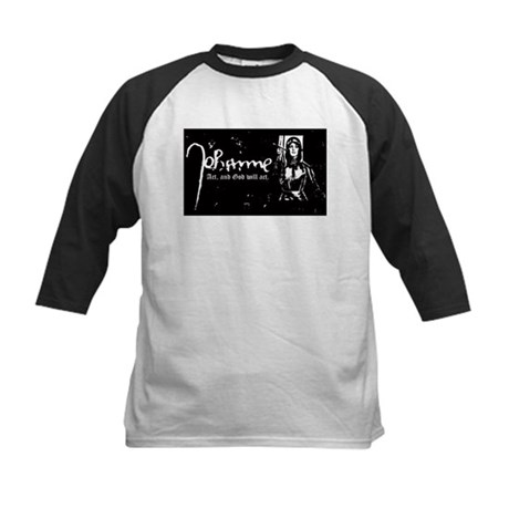 Joan of Arc (Act, and God wil Kids Baseball Jersey