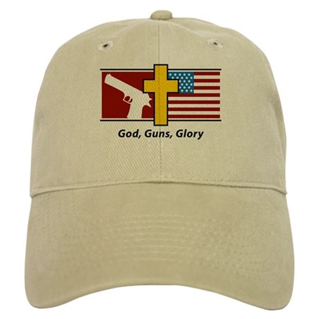 God Guns Glory Cap