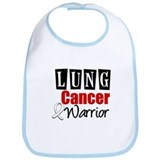 Lung Cancer Warrior Bib