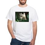 Bailey Beachboy White T-Shirt