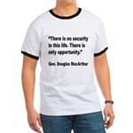 MacArthur Opportunity Quote (Front) Ringer T
