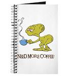 Cofee Alien Journal
