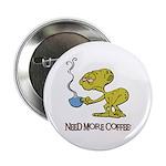 Cofee Alien Button