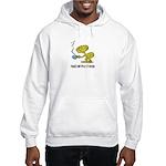 Cofee Alien Hooded Sweatshirt