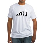 Golf Evolution Fitted T-Shirt