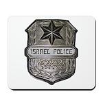 Israeli Police Mousepad
