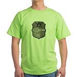 Israeli Police Green T-Shirt