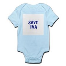 Save Iva Infant Creeper