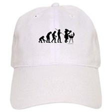 Barbecue Evolution Baseball Cap