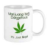 Not Dangerous Coffee Mug