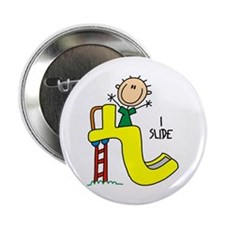"I Slide 2.25"" Button"