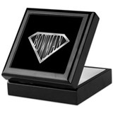 SuperBowman(metal) Keepsake Box