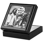 Jesus Wine Keepsake Box