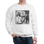 Jesus Wine Sweatshirt