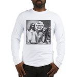 Jesus Wine Long Sleeve T-Shirt