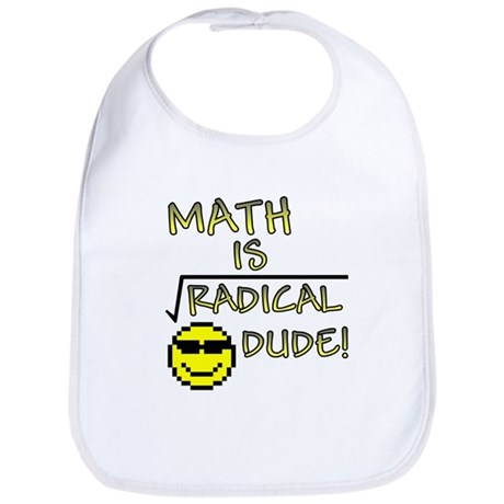 Math is Radical Bib