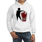 Anti-Religion Hooded Sweatshirt