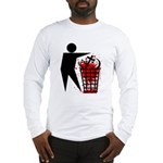 Anti-Religion Long Sleeve Shirt