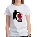 Anti-Religion Women's T-Shirt