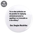 MacArthur Untrained Personnel Quote 3.5