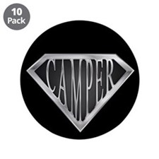 "SuperCamper(metal) 3.5"" Button (10 pack)"