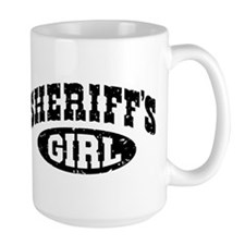 Sheriff's Girl Mug